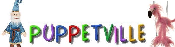 Puppetville Logo